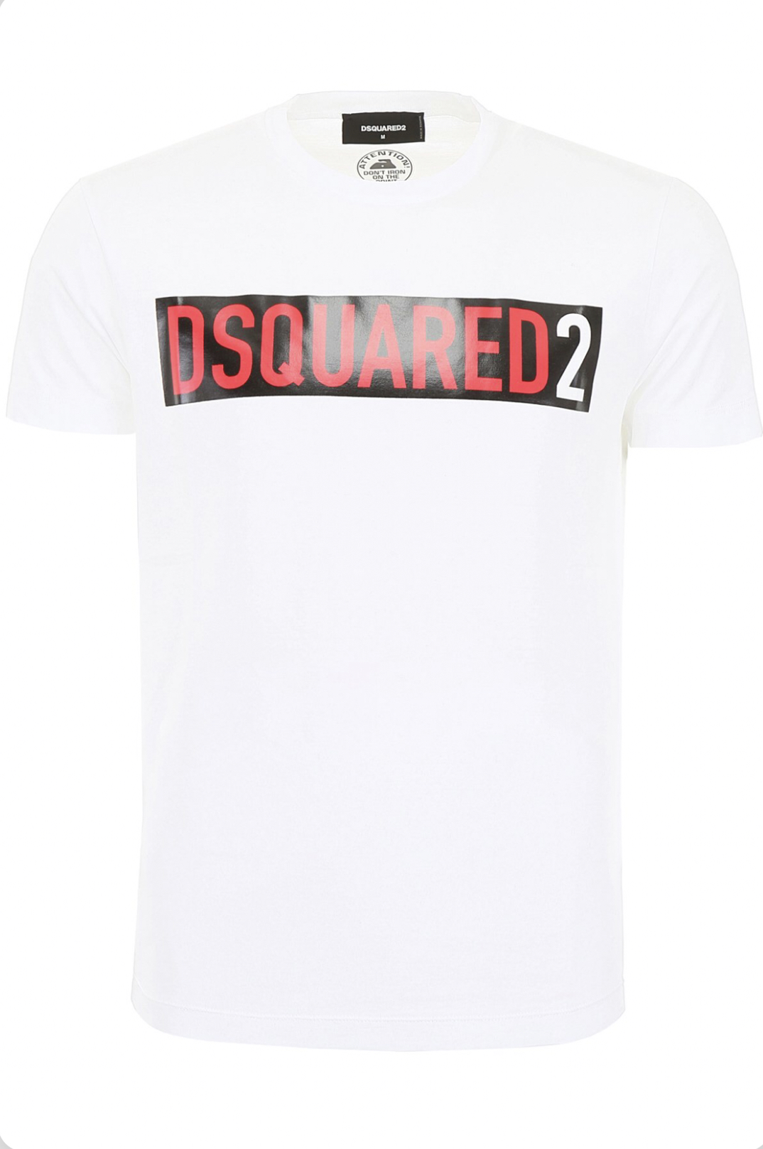 check out 61203 cce70 DSQUARED2 uomo bianca